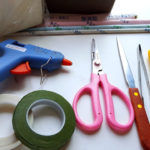 プリザーブドフラワー 作り方 簡単に揃えられる道具の紹介
