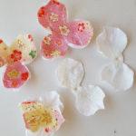 造花アレンジメント アーティフィシャルフラワー作成のテクニック