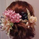 髪飾りを手作り 簡単・失敗なし アーティフィシャルで作ります