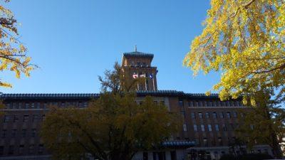 Kingの愛称の神奈川県庁