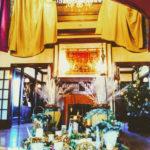 花でクリスマスデコレーション 横浜山手西洋館その3
