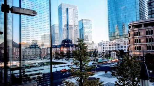 バルザックからの東京駅