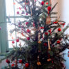 花でクリスマスデコレーション 横浜山手西洋館その1