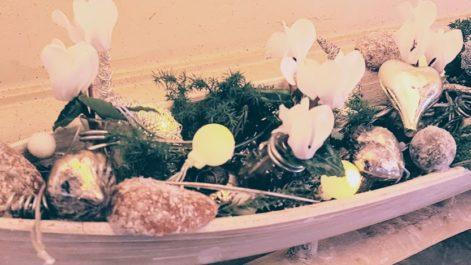 ガーデンシクラメンも生花として