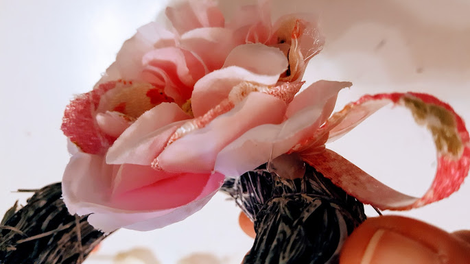 フォーカルポイントのバラを最初に