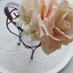 結婚式 花嫁の髪飾りを手作り 必要な材料、作り方、リングも紹介