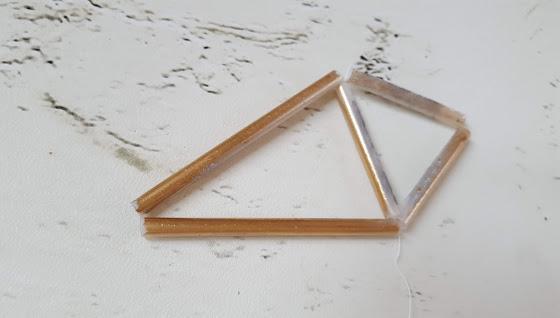 正三角形と2等辺三角形