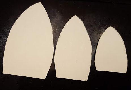 型紙3種類