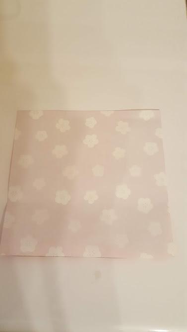 折り紙の裏