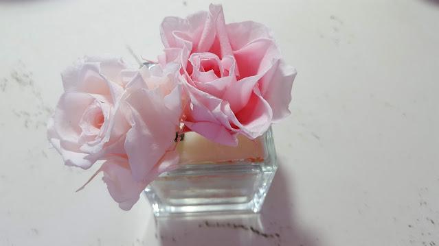 フォーカルエリアのバラ