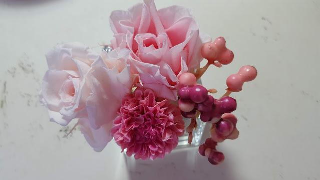 ピンクの実物