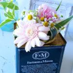 フラワーアレンジメントをおしゃれに作り直して最後まで花を楽しむ方法
