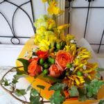 お祝いのお花 発表会に花束を手作り 気を付ける点も