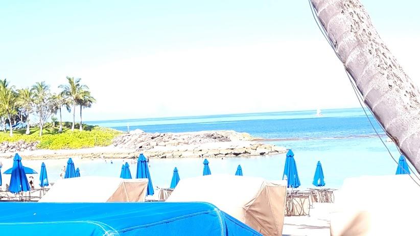 マリオットコオリナビーチクラブ ビーチ